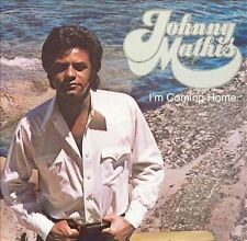 I'm Coming Home by Johnny Mathis (CD, 2003, Sony/Legacy) Thom Bell & Linda Creed