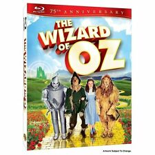 The Wizard of Oz (Blu-ray Disc, 2013) (w/ Slipcover)