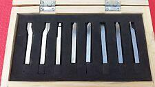 8PC OUTIL DE TOUR HSS BRASE 6mm TIG Tour Outils pour emco Unimat machine