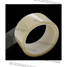 NASTRO ADESIVO 45mm ALTA TEMPERATURA TRASPARENTE high temperature TAPE TRANSPARE