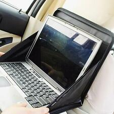 On-board Folding Inner Car Computer Stand Desk Bracket Laptop Table Boar Storage