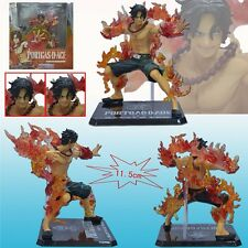 "ONE PIECE/FIGURA PORTGAS D.ACE 12 CM- ANIME FIGURE BATTLE VER. 4,7"" IN BOX"