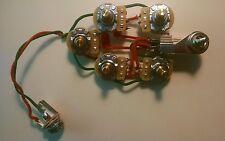 Rickenbacker 340/370/350SH 3 Pickup Guitar 5-Control Wiring Harness- Mono