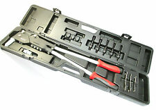 Multi Function Hand Rivet / Riveter / Riveting Tool U.S Pro Tools  New 5412