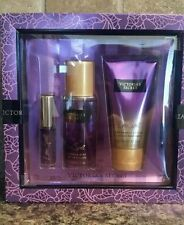 NEW Victoria's Secret LOVE SPELL 3pc Gift Set Fragrance Mists & Lotion FREE SHIP