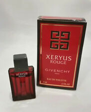 XERYUS ROUGE Givenchy 0.13oz - 4ml Eau de Toilette Splash Men NEW IN BOX (AA4