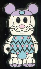 Vinylmation Mystery Holiday #1 Easter Egg Bunny Disney Pin 73120