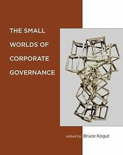 The Small Worlds of Corporate Governance, , Good Book