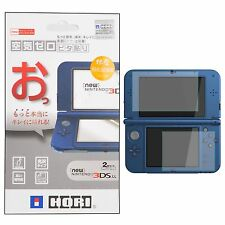 Top Temper Glass Film & Bottom Screen Protector for NEW Nintendo 3DS  Hot!