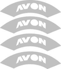 4x avon pneu stencils, rauh welt, illest, fatlace, rsf, drift, pneu