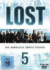 LOST, Staffel 5 (5 DVDs) NEU+OVP
