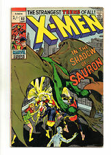 X-Men Vol 1 No 60 Sep 1969 (VFN-) Neal Adams art, Silver Age (1956 - 1969)