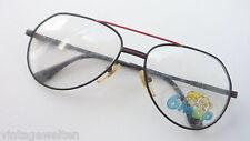 Fredo Kinderbrille Jungenbrille schwarz rot Federbügel preiswert günstig neu