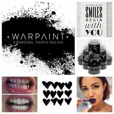 Warpaint 100% Natural Teeth Whitener *SAMPLE APPROX 15USES* ***