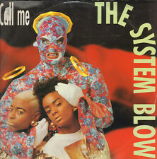 THE SYSTEM BLOW - Call Me - World Energy Broad mix Music
