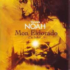 ★☆★ CD Single Yannick NOAH  Mon eldorado (Du soleil…) 2-track CARD SLEEVE ★☆★
