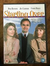 Burt Reynolds Candice Bergen Jill Clayburgh STARTING OVER ~ 1979 Comedy | UK DVD