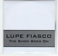 (EF554) Lupe Fiasco, The Show Goes On - 2011 DJ CD