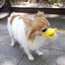 Anti Bite Duck Mouth Shape Dog Mouth Covers Anti-called Muzzle Masks Pet Mouth S