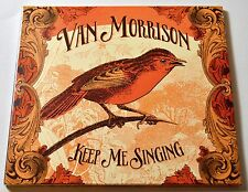 Van Morrison - Keep Me Singing - CD  ** NEW & SEALED **   2016  Digipack