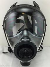 SGE 400 NBC Gas Mask BRAND NEW (mfg 2016) 40mm NATO Size Med/Large