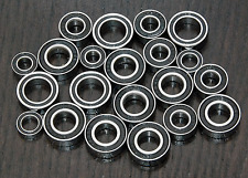 (21pcs) HPI SAVAGE XL 5.9 MONSTER TRUCK Rubber Sealed Ball Bearing Set