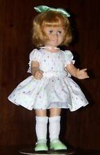 new dress made for Chatty Cathy w/slip, panties and shoes, too cute!