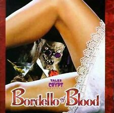 BORDELLO OF BLOOD CD *NEW* *SEALED* (SOUNDTRACK) HARD ROCK Tales From The Crypt