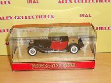 Matchbox MOY Y24-1.17 1928 BUGATTI T44 (MIB)