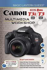 Magic Lantern Guides: Canon EOS Rebel T3i (EOS 600D)  T3 (EOS 1100D) Multimedia
