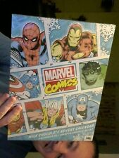 MARVEL COMICS ADVENT CALENDAR IDEAL FOR XMAS GREAT XMAS GIFT FREE UK POST