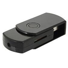 Mini DVR USB-Scheibe HD Kamera-Bewegungs-Abfragungs-Recorder 1280x960 NEW DE