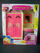 NIB  DOLL RITA WARDROBE SET WITH LIGHT BATTERY OPERATED