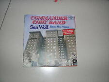 "7"" Rock Commander Cody Band Sea Wolf Promo LINE REC"
