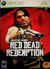 Red Dead Redemption - Special Edition With Slipcover (Microsoft Xbox 360, 2010)