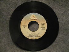 "45 RPM 7"" Record Dionne Warwick Just One More Night 1982 Arista Records AS 1040"