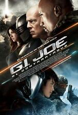 POSTER GI JOE I LA VENDETTA 2 THE RETALIATION BRUCE WILLIS CHANNING TATUM FOTO 2