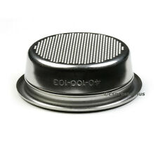 Rancilio 18g Double Portafilter Basket - OEM Part - Fits all Rancilio & Silvia
