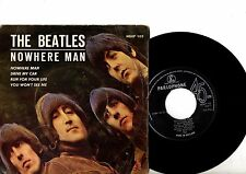 BEATLES EP PS Nowhere Man HOLLAND HGEP 102 very rare DUTCH ONLY UNIQUE cover!