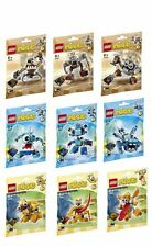 LEGO MIXELS SERIES 5 FULL SET OF 9 BRAND NEW SEALED FROSTICONS KLINKERS LIXERS