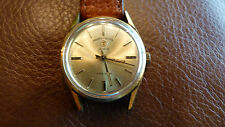 VINTAGE FAVRE-LEUBA GENEVA SEA KING MECHANICAL GENTS WATCH GOOD WORKING ORDER