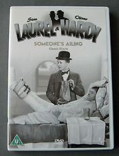 Laurel And Hardy - No. 2 - Someone's Ailing Classic Shorts (DVD, 2006)