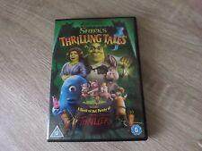 SHREK'S THRILLING TALES (DVD 2012) Mike Myers HALLOWEEN KIDS FAMILY GIRLS BOYS