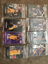 New / Sealed Panini Kobe Bryant Anthology Almost Complete Set LA Lakers
