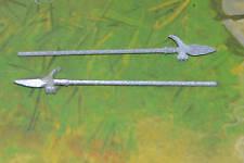DaBro Ritter Mordaxt silber 2 Polehammer silver +1 Timpo Sword 1/32