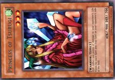 Ω YUGIOH CARTE NEUVE Ω RARE N° MRD-EN086 PRINCESS OF TSURUGI