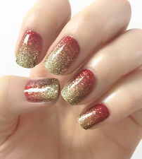 Authentic Incoco Nail Polish 16 Double-Ended Strips by It's a Nail - Solar Flare