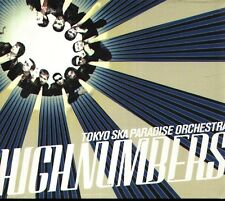 Tokyo Ska Paradise Orchestra - HIGH NUMBERS - Japan BOX CD - J-POP - 14Tracks
