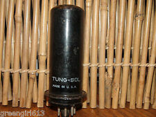 Vintage Tung Sol 6L6 Radio Tube Very Strong Results= 6000 68 mA