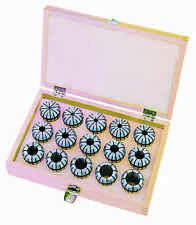 ER Spring Collet Set: 7Pc - Metric ER-11- European Band
